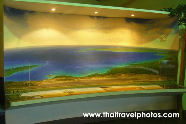 พิพิธภัณฑ์ธรรมชาติวิทยาและเกาะทะเลไทย