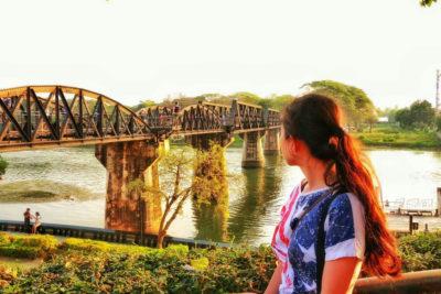 ที่เที่ยวกาญจนบุรี