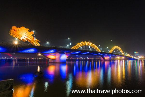 สะพานมังกร เวียดนาม